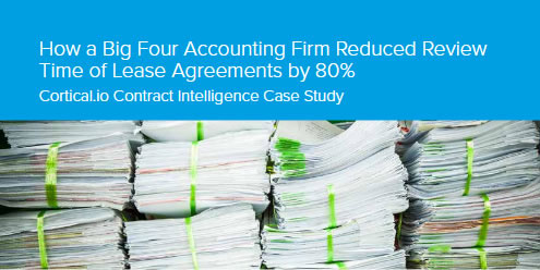 Contract Intelligence Case Study